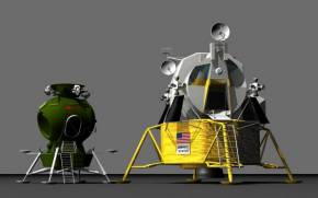 Preview wallpaper of Space, Models, Apparatuses