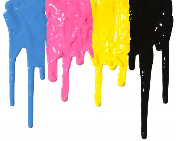 HD Wallpaper paint, acrylic, colors, dripping